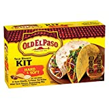 Old El Paso Hard And Soft Taco Dinner Kit, 11.4-Ounce Packages (Pack of 6)