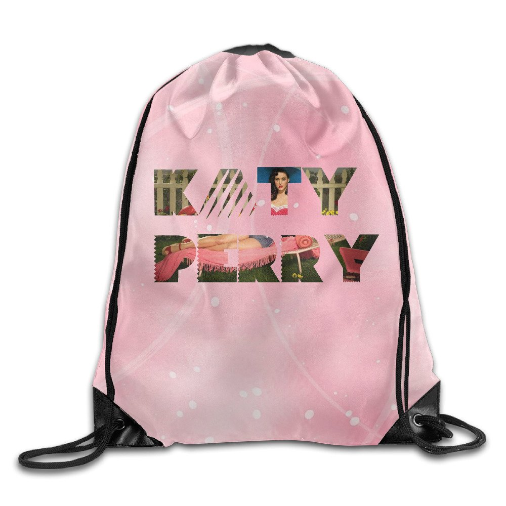 Popular Katy Perry ドローストリング バックパック サックバッグ B01KUPNBQE  One Size