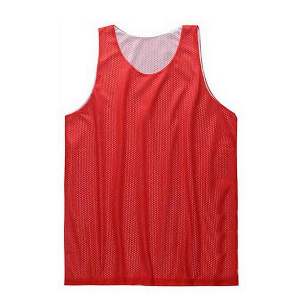 Amazon.com: TopTie Men's Tank Top, Reversible Mesh Tank, Basketball Jerseys,  Lacrosse Jersey: Sports & Outdoors