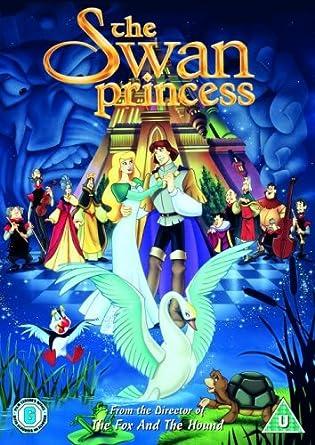 the swan princess dvd 1995 amazon co uk jack palance howard