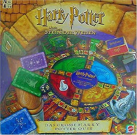 Mattel - Juego de mesa Harry Potter [importado de Alemania ...