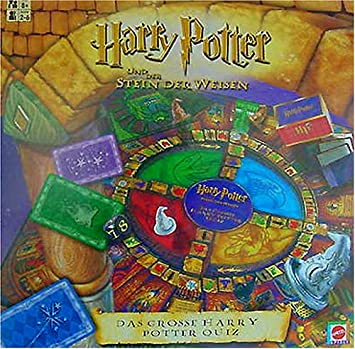 Mattel Juego De Mesa Harry Potter Importado De Alemania Amazon