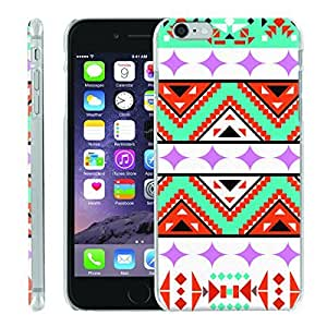 [ManiaGear] [SLIGHT] Thin Clip On Image Shell Cover Hard Case (Tribal Stars) for Iphone 6 PLUS (5.5)