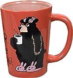 I'm A Bear In The Morning!-Bear Mug by LazyOne