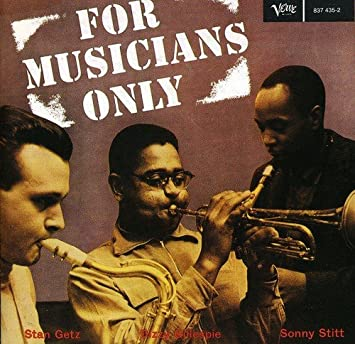 amazon for musicians only dizzy gillespie モダンジャズ 音楽