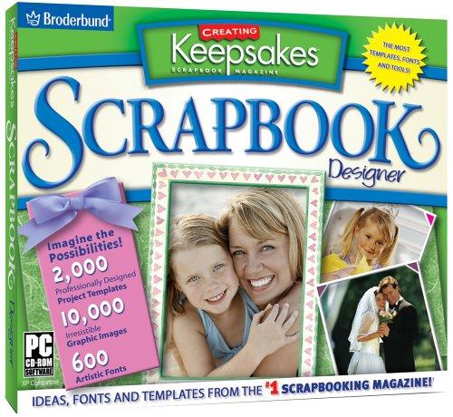 Creating Keepsakes Scrapbooking Software (Creating Keepsakes Scrapbooking (Jewel Case) [Old Version])