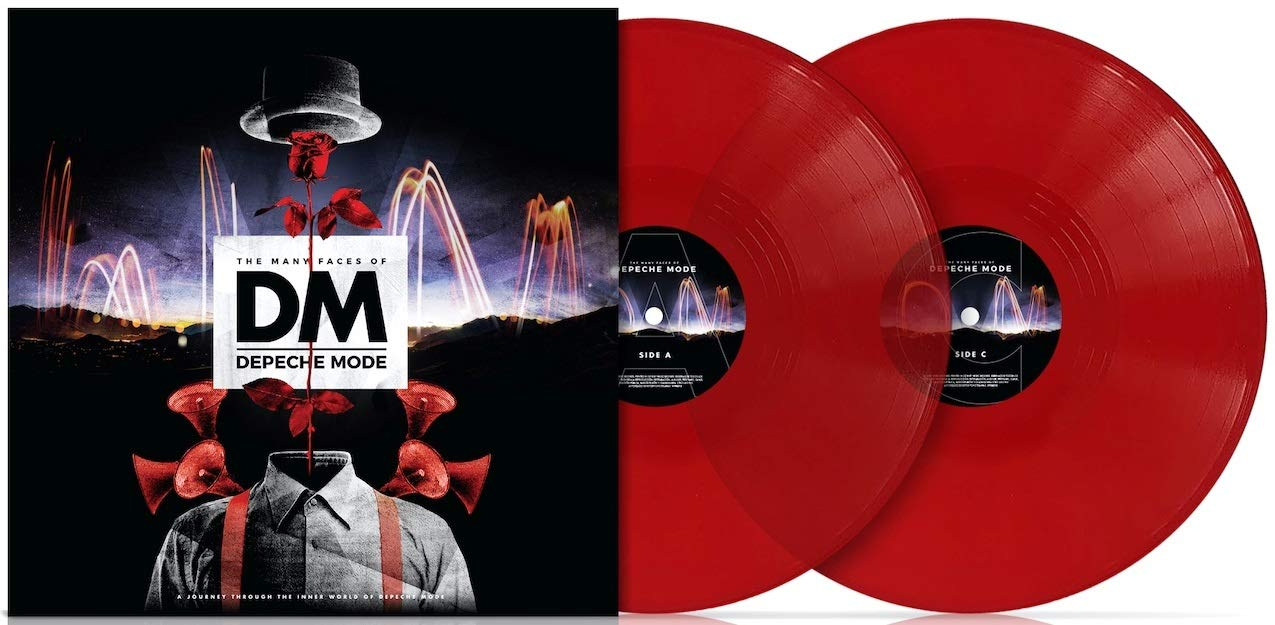 The Many Faces Of Depeche Mode - Double Lp Gatefold White Vinyl : Depeche Mode: Amazon.es: Música