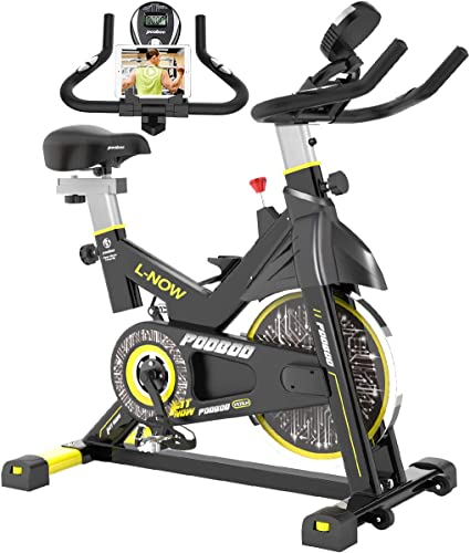 Pooboo Indoor Cycling Bike Review