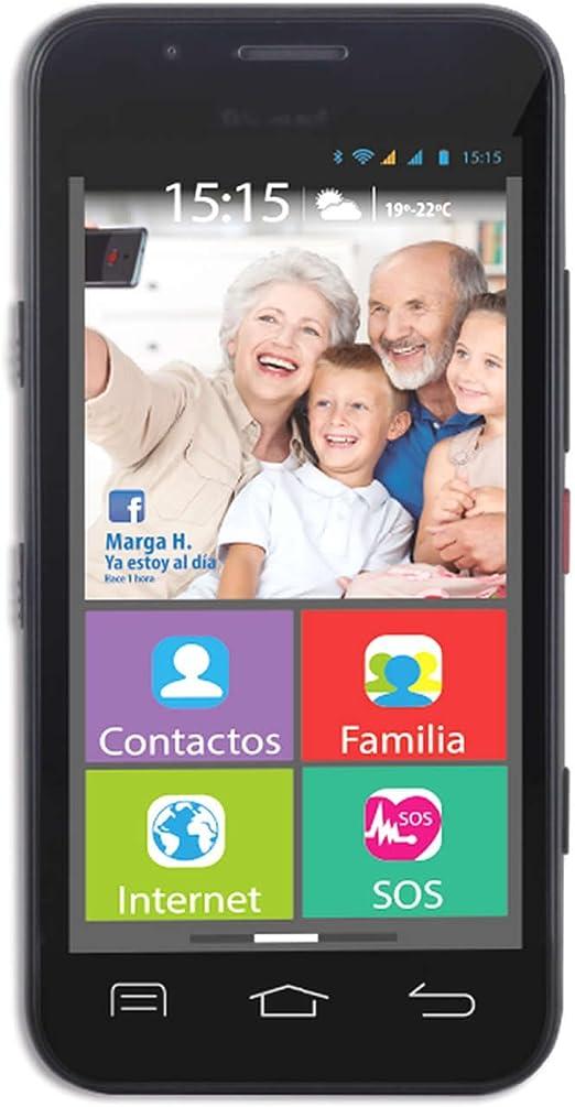 Wolder mismart XENIOR - Smartphone 4.5