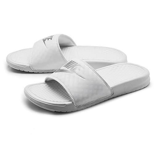 d51ee318895a2 NIKE WMNS Benassi JDI, Tongs Femme  Amazon.fr  Chaussures et Sacs