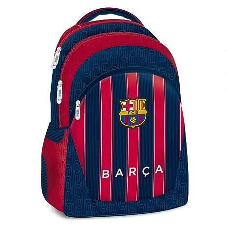 Premium FC Barcelona Mochila Escolar Mochila Messi Sport Mochila Niños inoxidable ergonómico)