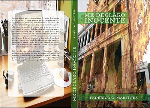 Descargar Libro Me Declaro Inocente Federico Gutiérrez M.