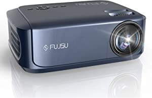 Projector, Video Projector Outdoor Movie Projector with 1080P Full HD, Portable Home Theater Projector 230