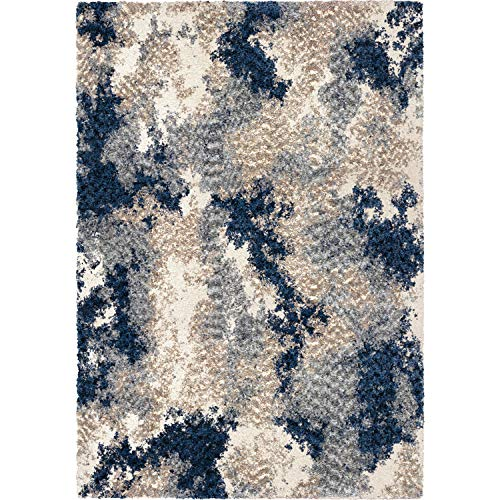 Amazon Com Orian Cotton Tail Dreamy Taupe 7 10 Quot X10 10