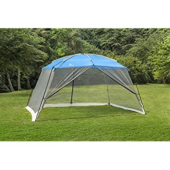 Amazon Ozark Trail Instant Screenhouse 10 Ft X 10 Ft Model