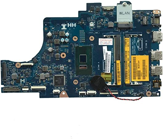 Pukido Fully Tested Motherboard For Dell Inspiron 15R 7520 Laptop with HD 7730M 2G GPU HM77 DDR3 PN CN-04P57C 04P57C QCL00 LA-8241P Plug Type: New
