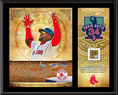 David Ortiz Boston Red Sox 12
