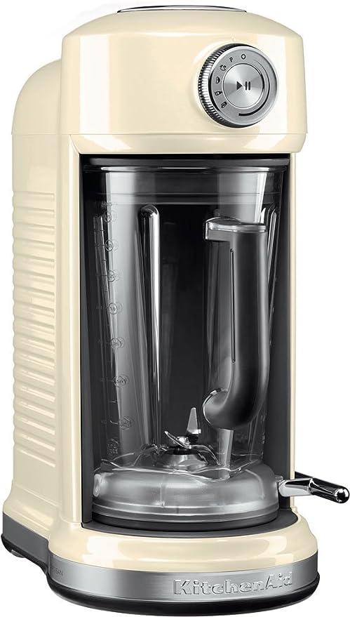 KitchenAid 5KSB5080 Batidora de vaso 1.8L 1500W Crema de color ...