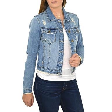 db98c657aa00 Rouge Denim Jacket in Denim (Medium