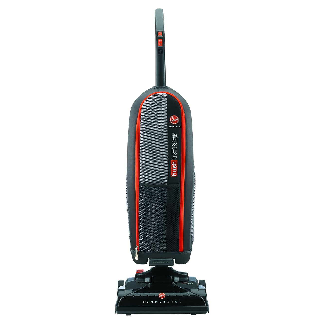 Hoover Commercial Hush Tone Lite Bagged Upright Vacuum CH50400