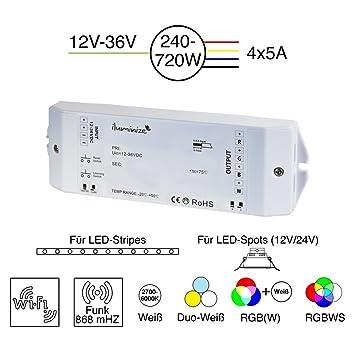 X 750 Fi NouveautéÉblouissante Par Iluminize Wi 4 HzContrôleur 5AjLR4