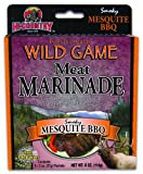 Hi-Country Snack Foods Domestic Meat and WILD GAME 4 oz. Mesquite BBQ Meat Marinade (2/2 oz. packs)