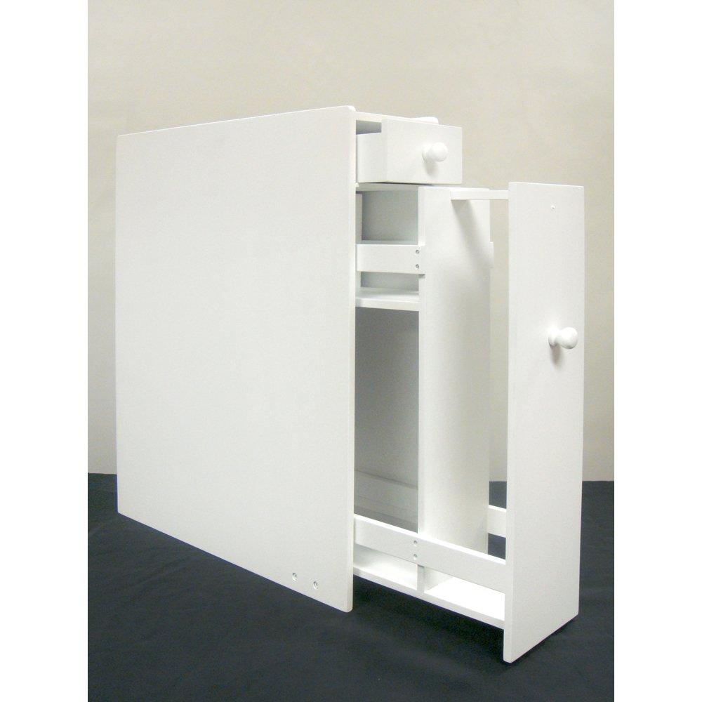 Narrow bathroom floor cabinet - Narrow Bathroom Floor Cabinet 0