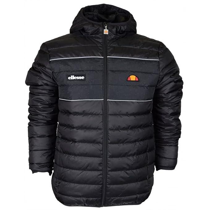 Ellesse - Giacca - Basic - Maniche lunghe - Uomo Black XX-Large  Amazon.it   Abbigliamento db2a895932a