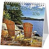 Worte des Lebens 2018: Postkarten-Kalender mit Farbfotos und Psalmworten Sonderausgabe zum 20. Jubiläum
