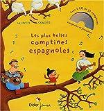 """Afficher """"Les plus belles comptines espagnoles"""""""