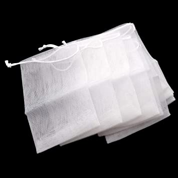 Beauty & Health Soap Accessories Saver Blister Mesh Foaming Net Easy Bubble Bag Body Facial Shower Tools