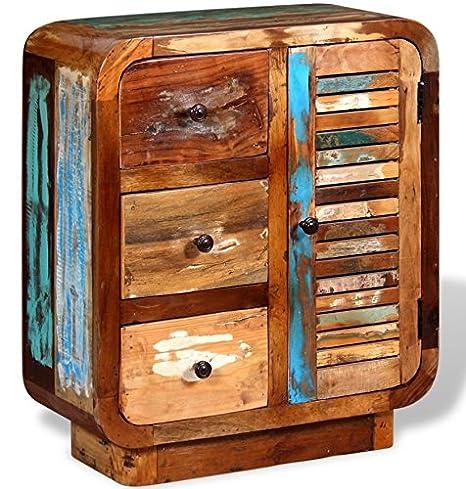 Estilo Industrial armario pequeño Vintage muebles Retro ...