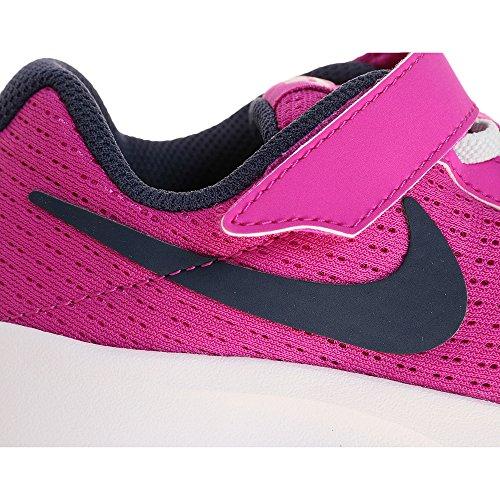 Nike 844872-500, Zapatillas de Trail Running para Niñas Morado (Hyper Violet / Midnight Navy-Blue Tint)