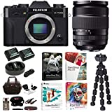 Fujifilm X-T20 Camera with XF 18-135mm f/3.5-5.6 Lens and Corel Software Suite Bundle