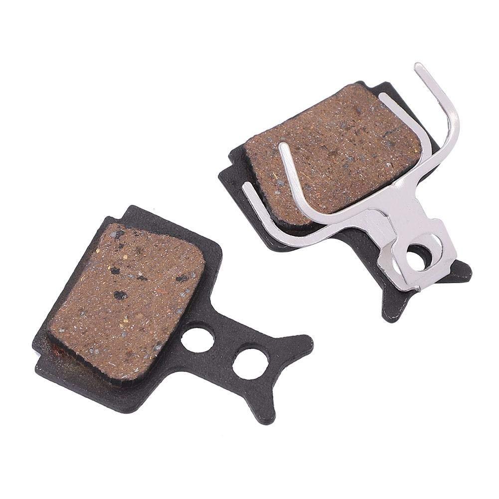 4 Pairs Resin Bike Bicycle Disc Brake Pads Kits for Formula R1 R1R RO RX T1 Disc Brake Pads