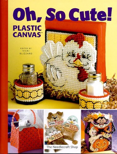 Oh, So Cute! Plastic Canvas