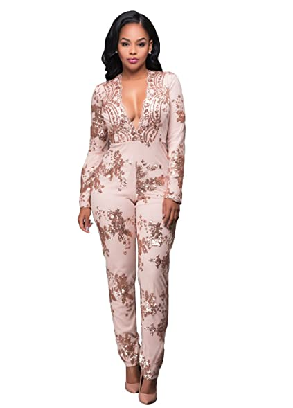 Jumpsuits for women sexy cocktail
