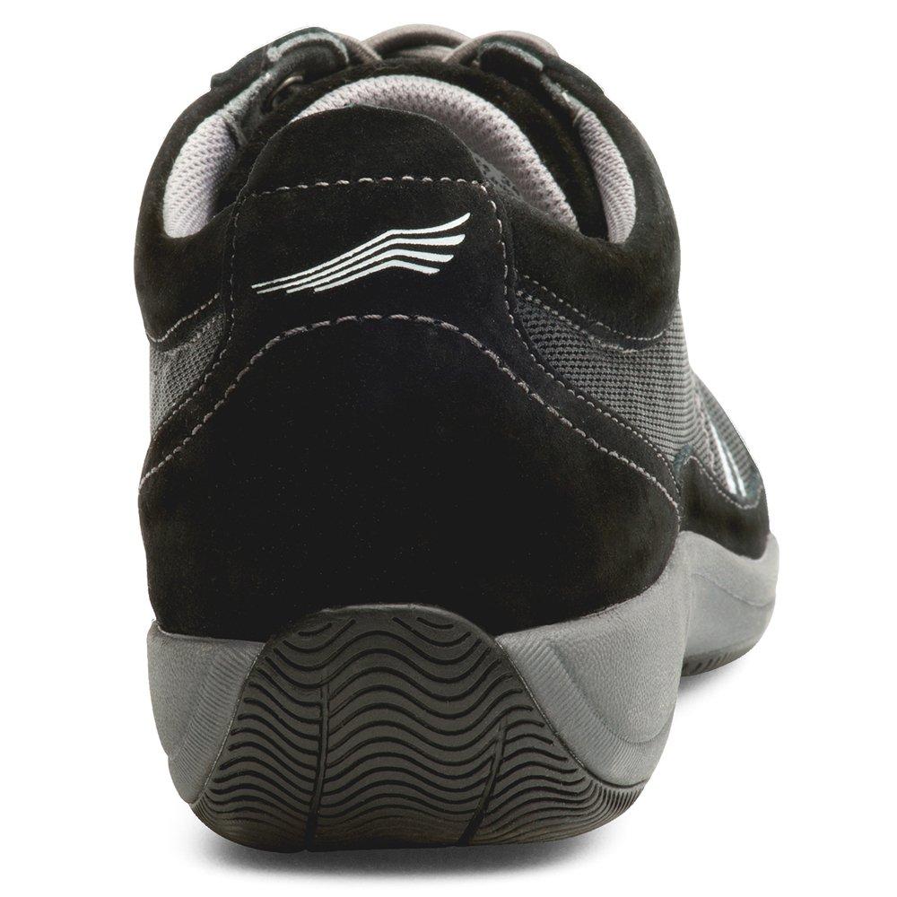 Dansko Women's Helen Sneakers (Black/White Suede,EURO38-US7.5-8) by Dansko (Image #5)