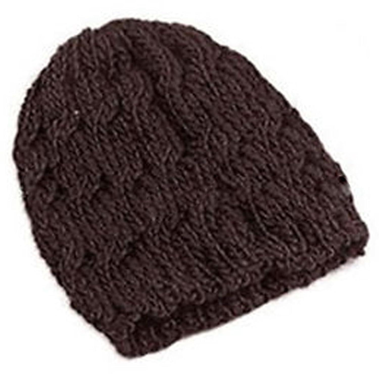 pusheng Fashion Frauen Winter Warm Beanie Crochet geflochtenen Knit Ski Wolle Hat Cap