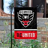 WinCraft Washington DC United Double Sided Garden Flag