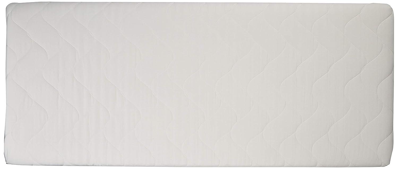 AmazonBasics - Colchón de espuma de 7 zonas extraconfortable 80 x 190 cm: Amazon.es: Hogar