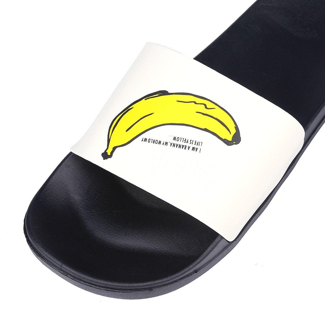 Cute Fruit House Slippers Women Men Family Shower Slide Anti-Slip Bath Slippers BK38 by Beslip (Image #3)