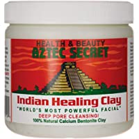Aztec Secret Indian Healing Clay Deep Pore Cleansing Facial & Healing Body Mask, 1 Lb
