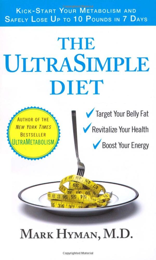 UltraSimple Diet Kick Start Metabolism Safely product image
