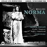 Music : Bellini: Norma (London, 18/11/1952)(2CD)