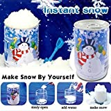 Artificial Instant Snow Christmas Decoration DIY Snow