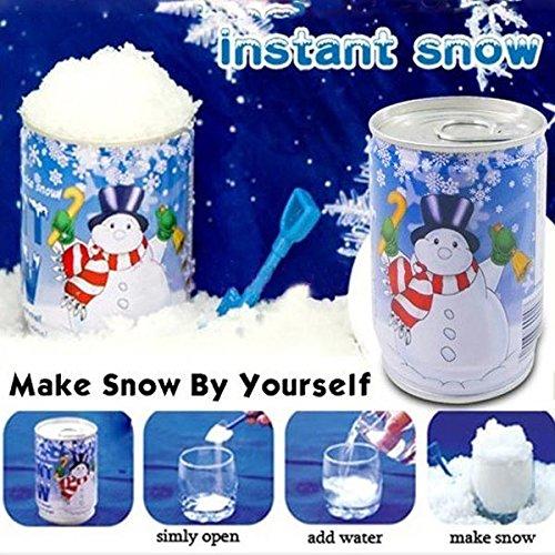 Bluelover Artificiale Neve Istantanea Decorazione Natalizia Neve Fai Da Te Prezzi
