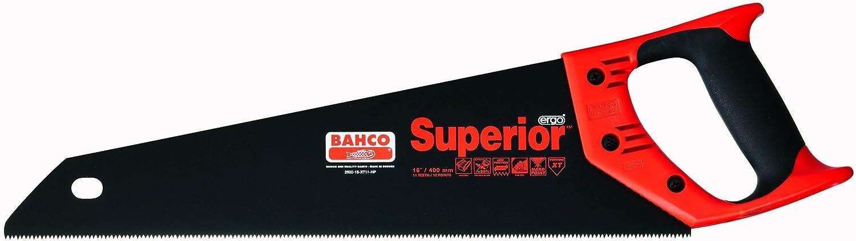 Bahco 2600-16-XT11-HP Hands/ägeErgoXT Superior 400mm