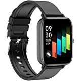 Smart Watch, CNPGD Fitness Tracker Watches for Women Men Fitness Watch Touch Screen Smartwatch with Heart Rate Monitor, Blood