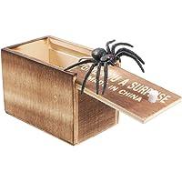 STOBOK Caja de susto de Broma de araña